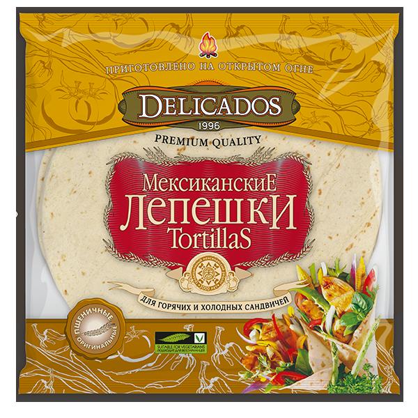 Tortillas пшеничные оригинальные